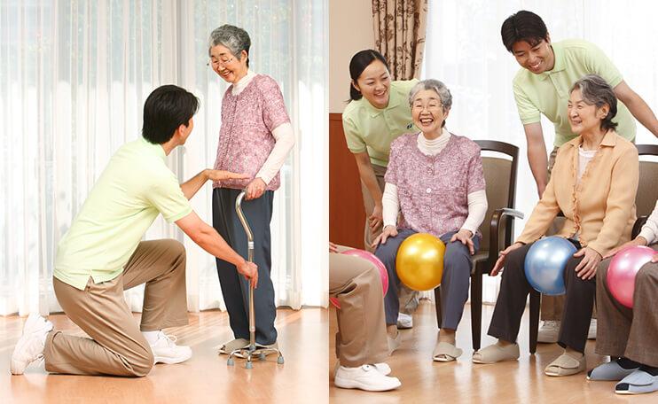 A様と奥様の思いに応えるための医療・介護のチームケア