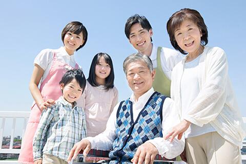 ご家族の認知症と向き合い、うまく付き合うために